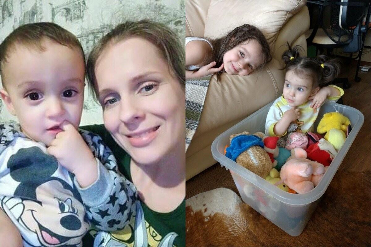Дом семьи с пятью детьми дотла сгорел в Волжском, причина - скачок напряжения, фото-2